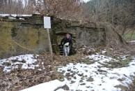 Das alte Wasserwerk ist jetzt ein Unterschlupf für Fledermäuse.