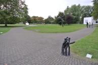 Der Skulpturenpark in Köln