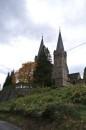 Die Kirche in Dattenfeld