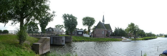 Alte Kirche Spaarndam
