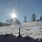 Herrliches Winterwetter