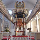 Die Kirche in Hüslenbusch