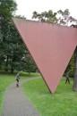 Mächtig gewaltig: Skulptur von Mauro Staccioli