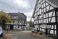 Schöne Häuser in Dattenfeld