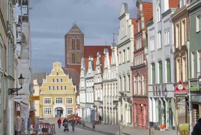 Die Altstadt von Wismar - der Hammer!