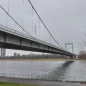 Mülheimer Brücke.