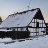Das älteste Haus weit und breit von 1648!