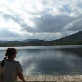 Die Lagune in Alcúdia.