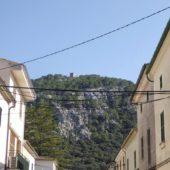 Santuari del Puig de Maria bei Pollença.