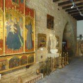 Museum in der Kirche Sant Jaume