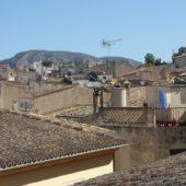 Blick über Alcúdia.