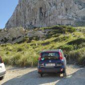 Bei der Cala Figuera (ja - es gibt zwei auf Mallorca).