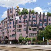 Grüne Zitadelle (Hundertwasserhaus)